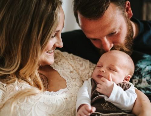 Newbornshooting in Pfronten